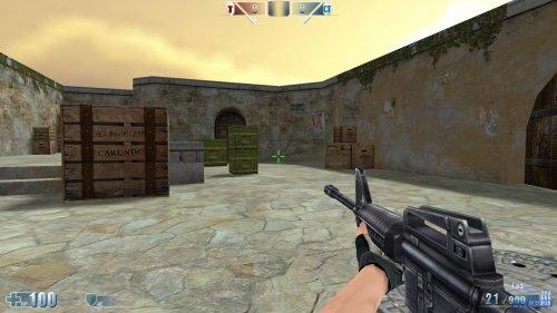 生死狙击网页游戏精彩游戏截图