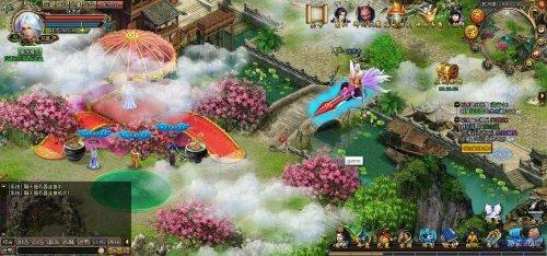 蜀山传精彩游戏截图