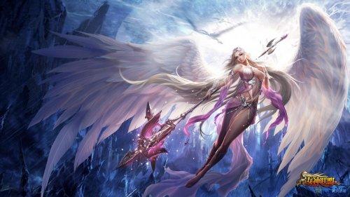 女神联盟命运女神壁纸欣赏