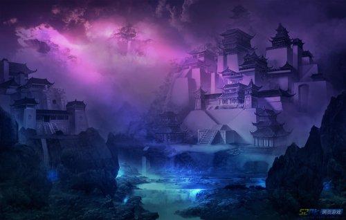 远征三国游戏原画