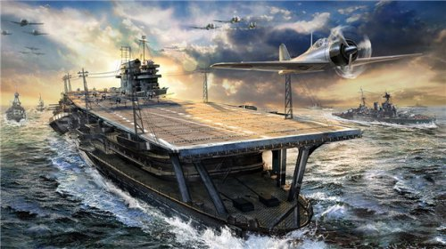 第一舰队精彩游戏截图欣赏