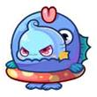 洛克王国人鱼贝贝/人面鱼/海洋之神技能表种族值及天赋