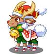 洛克王国圣诞麋鹿王技能表种族值及天赋